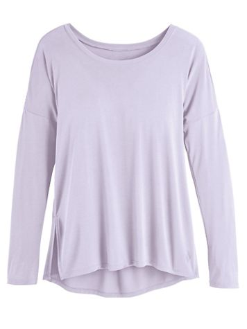 Skechers® Tranquil Long-Sleeve Top - Image 1 of 3