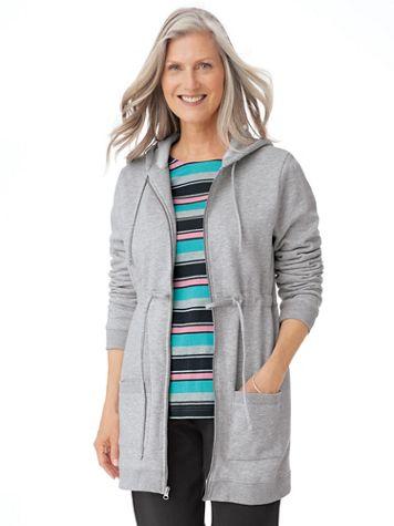 Fresh Fleece Hooded Anorak - Image 1 of 4