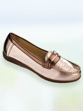 Penny Two-Toned Loafers by Beacon®