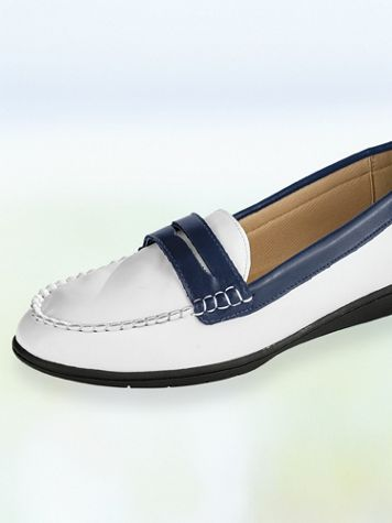 Penny Two-Toned Loafers by Beacon® - Image 0 of 1