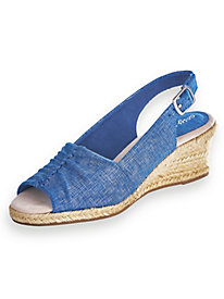 Kindly Espadrille Sandals by Easy Spirit®