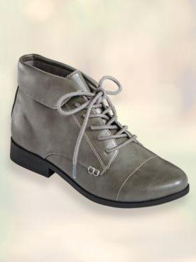 Claudette Lace-Up Boots by Gloria Vanderbilt®
