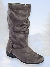Celia Tall Scrunch Boots