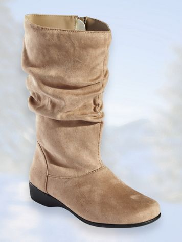Celia Tall Scrunch Boots - Image 0 of 1