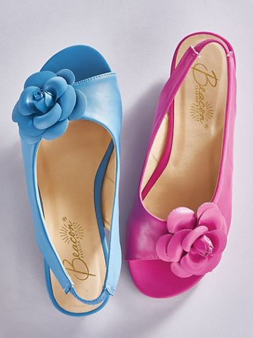 Iris Sandals by Beacon® - Image 1 of 4