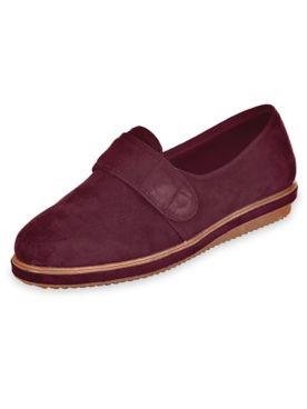 """Millie"" Velcro Slip-Ons By Beacon®"