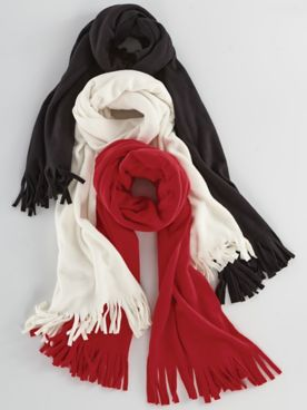 Scandia Fleece Scarf