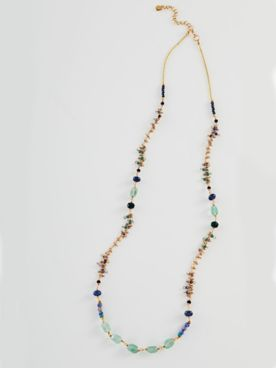 Endless Beaded Necklace