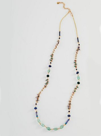 Endless Beaded Necklace - Image 2 of 2