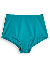 High-Waist Swim Brief