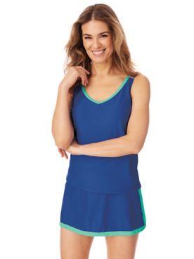 Two-Piece Sporty Swimsuit