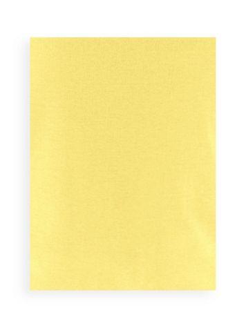 Essential Knit Elbow Sleeve Curved-Hem Tee - Image 0 of 1