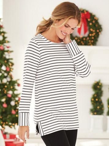 Stripe Tunic - Image 1 of 2
