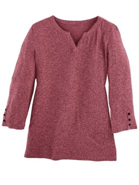 Touchably Soft Pullover