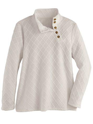 Two Twenty® Jacquard Pullover - Image 1 of 1
