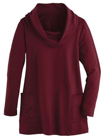 Cowl Neck Tunic - Image 1 of 4