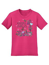 Signature Graphic Tee - Grandchildren