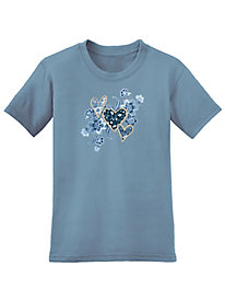 Signature Graphic Tee - Hearts