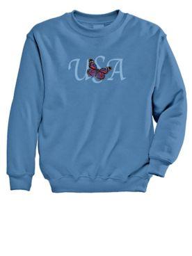 Signature Graphic Sweatshirt - USA