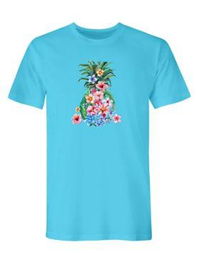 Signature Graphic Tee - Pineapple