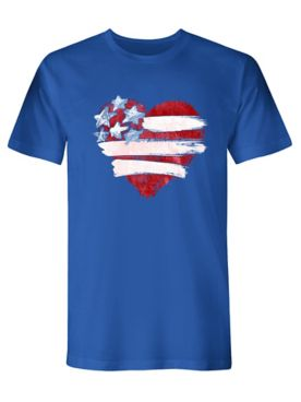 Signature Graphic Tee-Heart