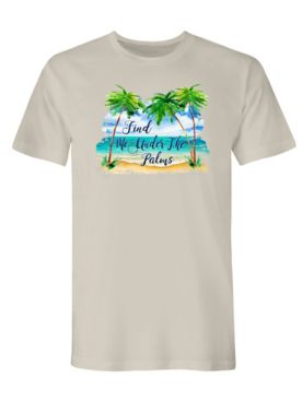 Signature Graphic Tee-Palms