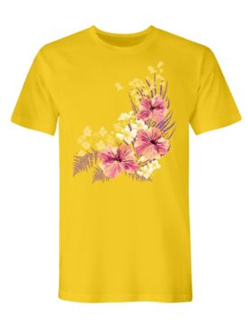 Signature Graphic Tee-Tropic