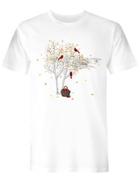 Signature Graphic Tee-Cardinals