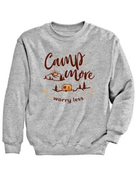 Signature Graphic Sweatshirt-Camp