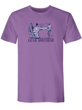 Signature Graphic Tee-Machine