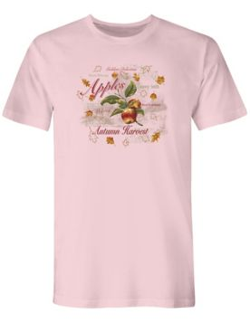 Signature Graphic Tee-Apples
