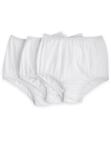 3-Pack Cotton Panties - Image 1 of 3