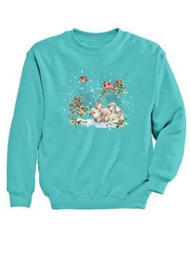 Graphic Sweatshirt-Friends