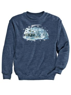 Graphic Sweatshirt-Winter