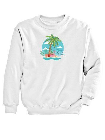 Wishes Graphic Sweatshirt - Image 2 of 2