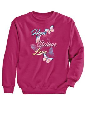 Graphic Sweatshirt-Hope