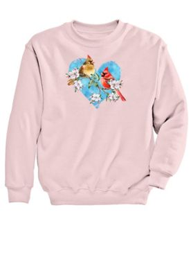 Graphic Sweatshirt-Cardinals