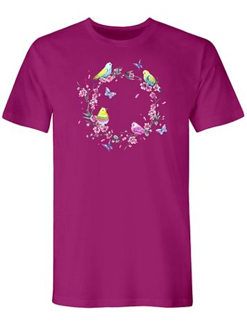 Graphic Tee-Birds - Image 2 of 2