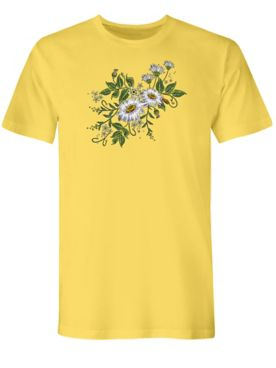 Graphic Tee-Daisy