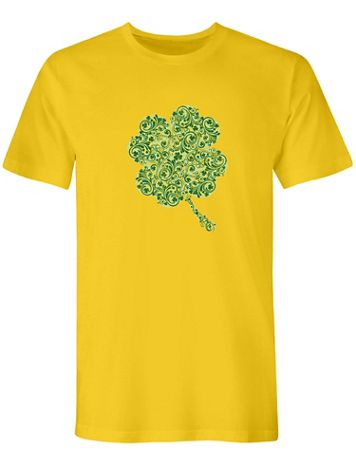 Graphic Tee-Clover - Image 2 of 2