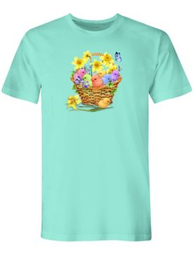 Graphic Tee – Basket