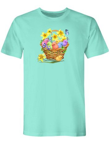 Graphic Tee – Basket - Image 2 of 2