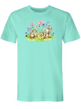Graphic Tee – Bunnies