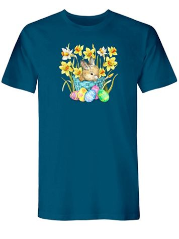 Graphic Tee – Daffodil - Image 2 of 2