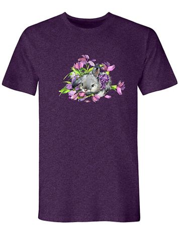 Graphic Tee – Bunny - Image 2 of 2