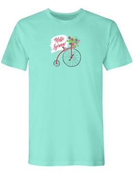 Graphic Tee – Spring