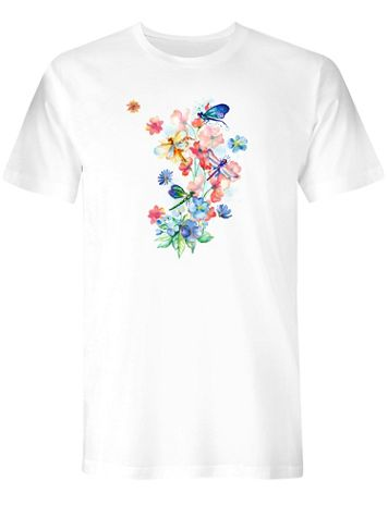 Graphic Tee – Dragonfly - Image 2 of 2