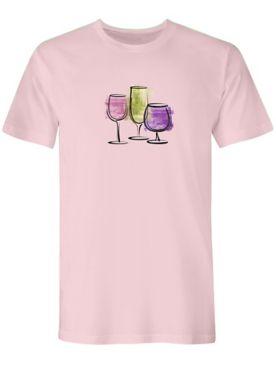 Graphic Tee – Wine