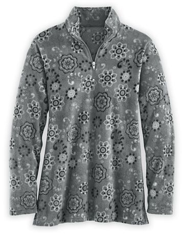Long-Sleeve Quarter-Zip Pullover - Image 1 of 4