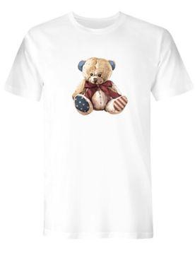 Bear Graphic Tee